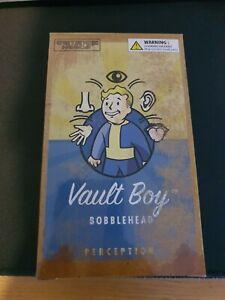 Fallout 76 Vault Boy Bobble Head Figure Perception Sealed