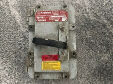 Appleton DS16U 39Amp Enclosed Disconnect Switch