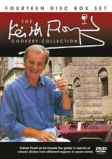 Keith Floyd The Cookery Collection 7 Series 14 Disc Set DVD
