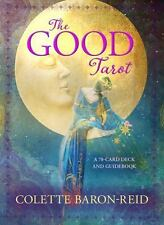 The Good Tarot : A 78-Card Deck and Guidebook by Colette Baron-Reid (2017,...