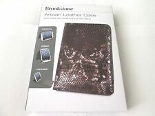 Brookstone Artisan Leather Case For iPad Mini Tablet Make Me an Offer