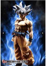 Dragon Ball Super Ichiban Kuji Ultra Instinct Migatte no Gokou Goku PVC Figure