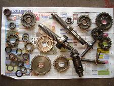 Kawasaki ZXR750J boite de vitesse ZXR750 ZXR 750 Gear Box Gearbox parts Engrenages Gear