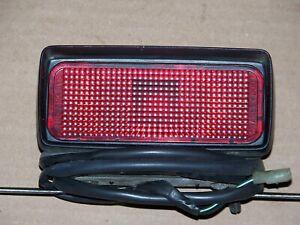 Geo Tracker Suzuki Sidekick Third Brake Light Tin Top Hard Top OEM
