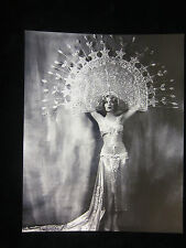 8x10 photo X-F-a-i-t-h_B-a-c-o-n sexy celebrity 1920s-1930s burlesque queen