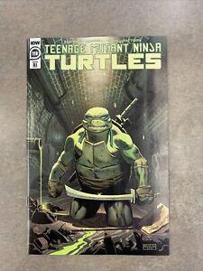 Teenage Mutant Ninja Turtles #118 Johnsson 1:10 Variant IDW 2021 TMNT