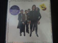 """Stiffs Live"" LP (Elvis Costello,Ian Dury,Nick Lowe) promo in shrink-wrap. 1978."