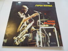 Manu Dibango-Super Kumba - German Nova ---Vinyl:very good/ Cover : mint-