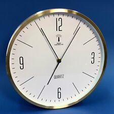"CASABLANCA Reloj "" Chic "" Radio - de pared - Radio-Controlled - Aluminio - NUEVO"