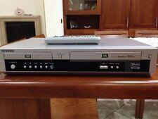 videoregistratore Samsung DVD VHS V6450 + telecomando