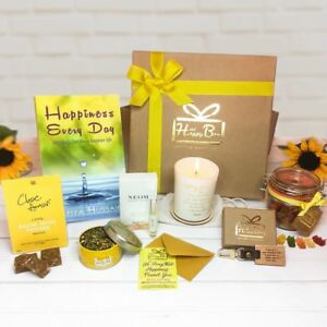 Halal Happy Box ULTIMATE - Islamic Gift for Muslims (Luxury Hamper Box Gift Eid)