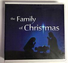 The Family Of Christmas By Sam Rijfkogel Grand Rapids Mi 3 CD's-VERY RARE-VINTAG