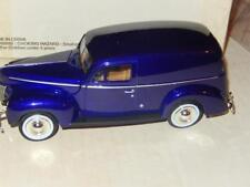 VINTAGE DIECAST- - 1940 FORD DELIVERY SEDAN  - 1/24TH SCALE -BOXED- NEW- J87