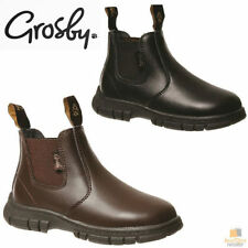 Grosby Leather Shoes for Boys