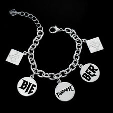 Justin Bieber Purpose Tour Charm Bracelet