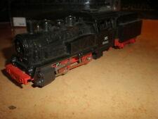 PIKO 1/87 HO  NS Dampflok 98 002  (mit Fleischmann Tender)       Gut ohne OKT