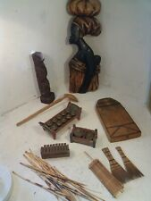 Job Lot of Tribal African items