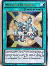 Yu-Gi-Oh - #015 Nekroid-Synchro - DUSA - Duelist Saga - Ultra Rare - deutsch