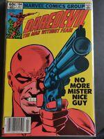 Daredevil 184 (Marvel1982) Frank Miller Cover, Pencils & Story. Elektra returns!