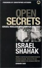 Open Secrets: Israeli Foreign and Nuclear Policies, Israel, Nuclear, Arms Contro