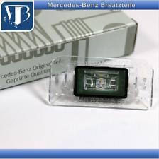 Original Mercedes-Benz W246 Classe B LED Luminaire De Plaque D'Immatriculation