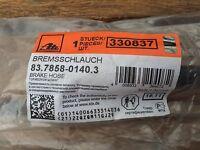 ATE 83.7858-0140.3 Bremsleitung Bremsschlauch HA 330837 passend für Seat Skoda