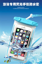 Underwater Swimming Waterproof Case Cover Bag Protect Phone from Water Sand