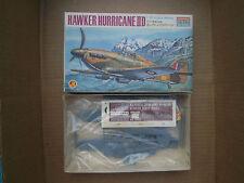 1/72 scale Hawker Hurricane II D  Vintage Aoshima Model Kit