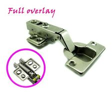 "Dia 1.6""/40mm Hydraulic soft close Full Overlay Hinge for storage cabinet door"