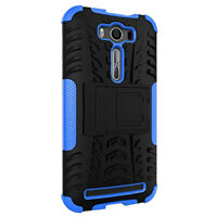 Two-hybrid protective layer armor Case For Asus Zenfone 2 Laser ZE500KL B7U1