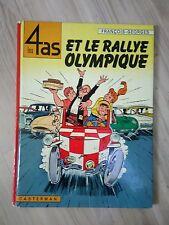 Les 4 As et le rallye olympique. EO 1969