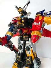 Power Rangers Goseiger DX Gosei Ground & Gosei Great MEGAZORD Bandai Japan F/S