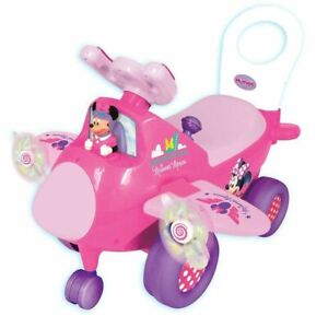Minnie Mouse Lights N' Sounds Activity Plane Disney Junior Toddler Lights Sounds