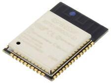 ESP32-WROOM-32 Module IoT PCB GPIO, I2C, I2S, IR, SD, SDIO, SPI, UART  ESPRESSIF