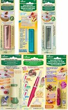 Clover Needle Felting Tool / Refill Packs Heavy / Fine Craft Hobby Gift Maker