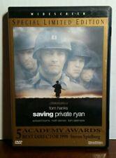 Saving Private Ryan Special Edition Dvd Tom Hanks Matt Damon