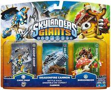 Skylanders Giants Battle Pack 1 (chop Chop / Dragonfire (toys)