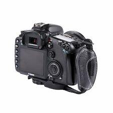 MQ-GS11 Leather Hand Grip Wrist Strap for Universal DSLR Cameras Canon EOS Nikon