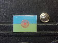 Pin Sinti und Roma - 2 x 2,5 cm