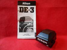 Nikon HP DE3 für die Nikon F3 Made in Japan Zustand Gut