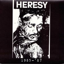 Heresy - 1985-87 [New Vinyl]