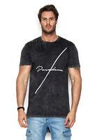 Nena & Pasadena Camiseta Larga Hombre Seahawk Acid Black