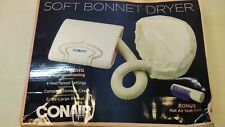 Conair Soft Bonnet Hair Dryer - Portable Hooded Styling Cap