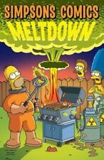 Simpsons Comics Meltdown (simpsons Comic Compilations): By Matt Groening
