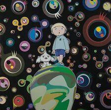 Takashi Murakami, Hand Signed Lithograph, Limited Edition - Jelly Fish Eyes