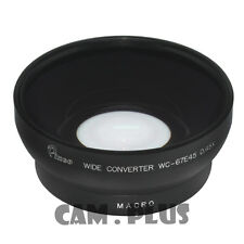 67 mm 0.45x WIDE Angle + Macro Conversion LENS For Camera Lens With 67mm Filter