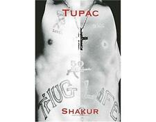 OFFICIAL LICENSED - TUPAC (2PAC) - CHEST POSTER FLAG RAP GANGSTA