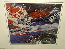 Nelson Piquet by Eric-Jan Kremer