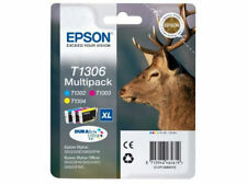Ti000383 Ink Epson T1306 Multipack (c/m/y) Hirsch