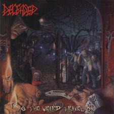 DECEASED-AS THE WEIRD TRAVEL ON-CD-thrash-heavy-death-metal-King Fowley